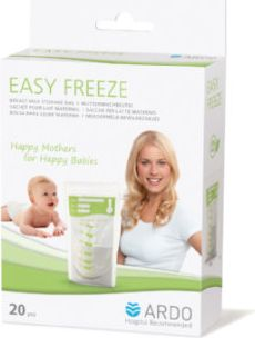 EasyFreeze Muttermilchbeutel 20 Stück