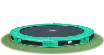 InTerra 305 Trampolin grün