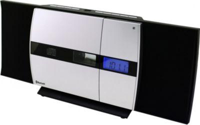 DISC5000 Bluetooth Design-Stereo-Anlage zur Wandmontage mit CD-MP3