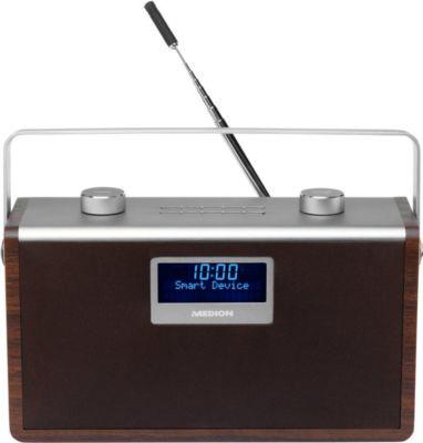 DAB+ Radio mit Bluetooth-Funktion MEDION® LIFE®...