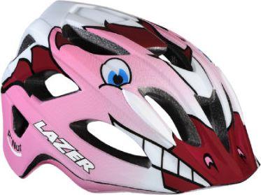 Kinder Fahrradhelm P´Nut Horse Pink Gr. 46-50 cm + Crazy Nutshell