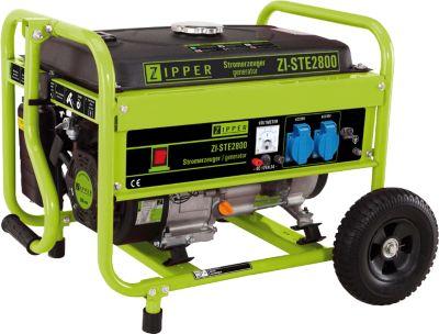 Zipper  Stromerzeuger Benzin 2,8 kW ZI-STE2800