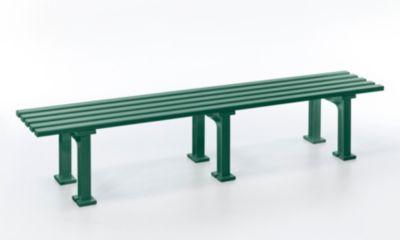 Blome  3-er Sitzbank Mono II, grün