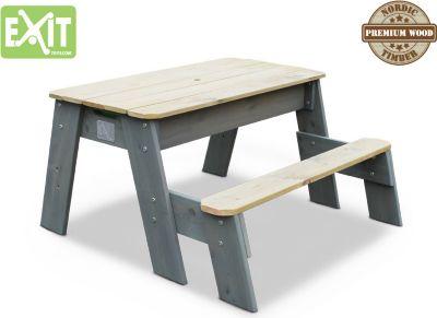 Aksent Sand-, Wasser- und Picknicktisch, 1 Sitzfläche