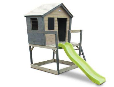 spielhaus mit rutsche preisvergleich die besten angebote online kaufen. Black Bedroom Furniture Sets. Home Design Ideas