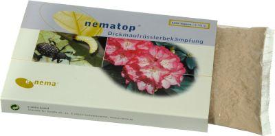 e nema Nematop Nematoden gegen Dickmaulrüssler, 5 Millionen für 10 m²