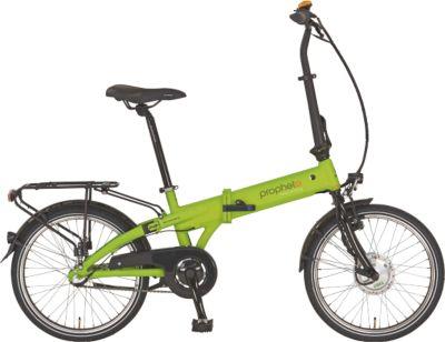 E-Bike Alu-Faltrad 20 NAVIGATOR 6.1´´