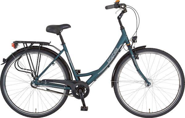 prophete alu city geniesser 6 5 fahrrad cityrad city rad city bike ebay. Black Bedroom Furniture Sets. Home Design Ideas