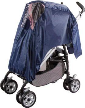 Regenschutz für Buggy mit Dach Royal