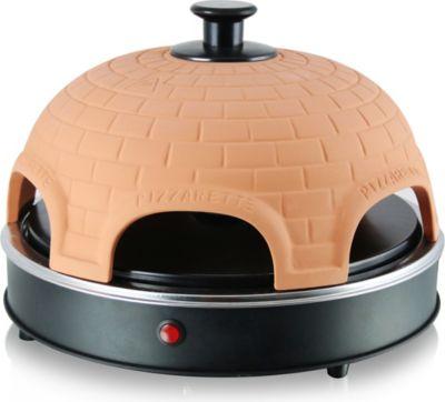 PO-110450 Pizza Ofen / Pizzarette für 6 Personen