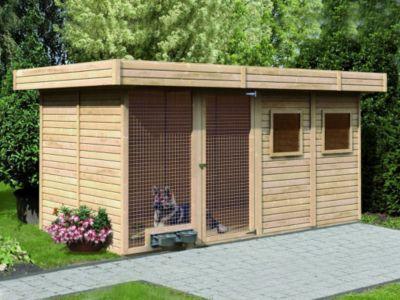 Woodfeeling Hundezwinger 3A, Basismodell