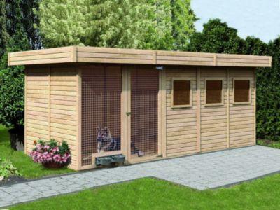Woodfeeling Hundezwinger 4 A, Basismodell