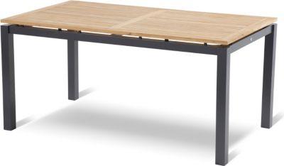 Hartman Sonata Gartentisch - Echtholz Teak, 160x90 cm