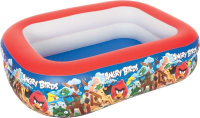 Bestway  96109 Planschbecken Angry Birds Family-Pool
