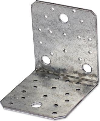 Gaardi  Schwerlast Winkelverbinder ohne Sicke, 25 Stck., 105x105x90mm