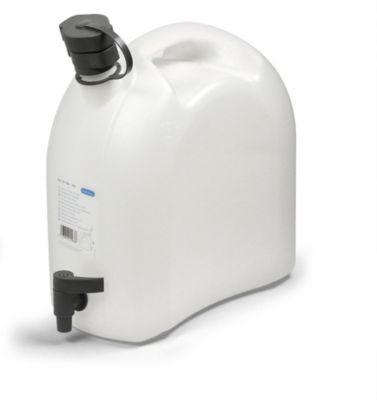 Enders Wasserkanister 10L mit Ablasshahn