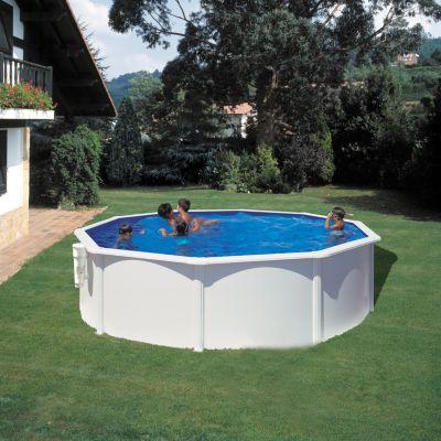 pool stahlwandbecken preisvergleich die besten angebote online kaufen. Black Bedroom Furniture Sets. Home Design Ideas