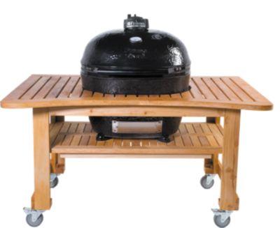 Teakholz-Tisch für OVAL 400XL