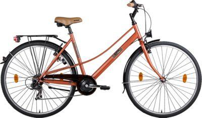 Mifa Damen Trekkingrad 26´´, Stahl,7G.TX35