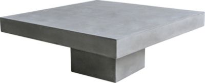 SIT Couchtisch Cement 9972-13, 80 x 80cm