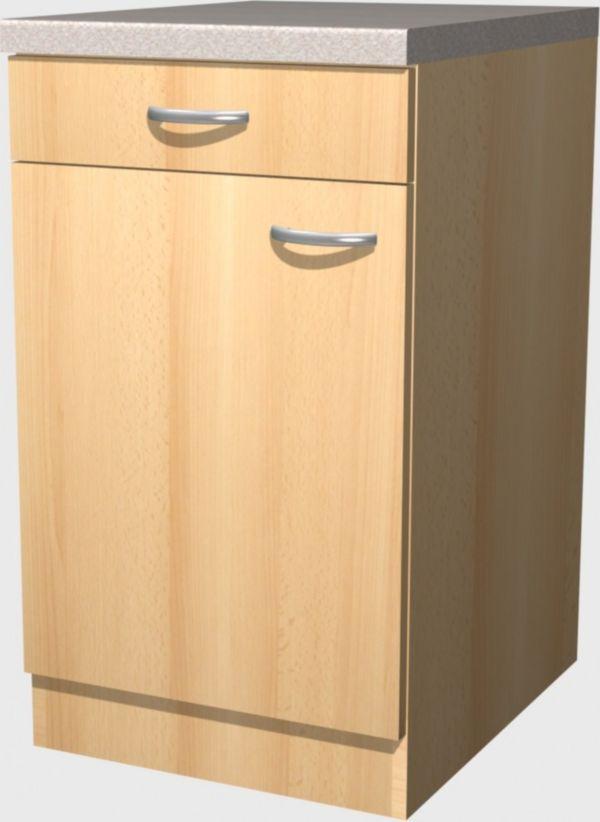 flex well unterschrank 50 60 cm k chenschrank k chenm bel k chenunterschrank ebay. Black Bedroom Furniture Sets. Home Design Ideas