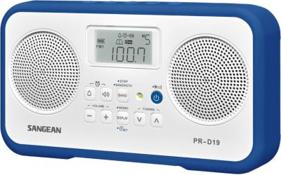 Sangean PR-D19 tragbares Radio