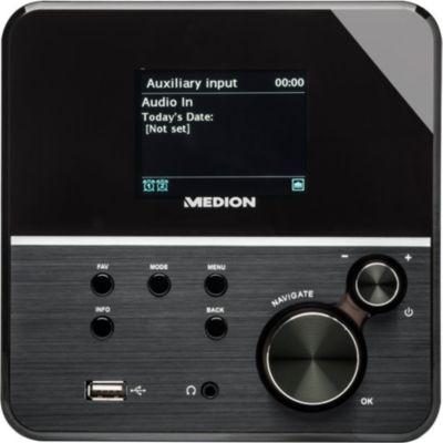 Wireless LAN Internet Radio MEDION® LIFE® P85040 (MD 86988)