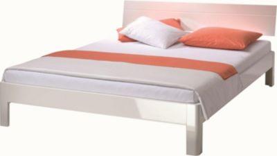 bett 100x200 wei preis vergleich 2016. Black Bedroom Furniture Sets. Home Design Ideas