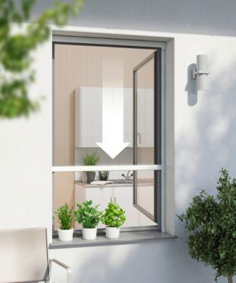 IS Plus Rollo Fenster 100 x 160 cm, weiß