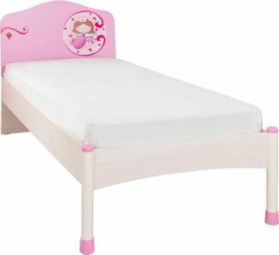 Kinderbett Princess 120x200 cm