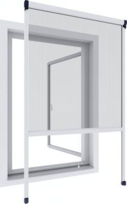 IS Rhinoscreen Rollo Fenster 100 x 160 cm, weiß