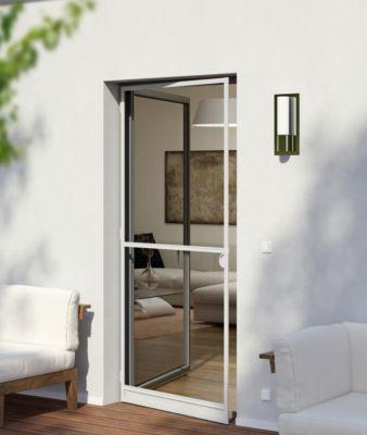 IS Expert Rahmen Tür 100 x 210 cm, weiß