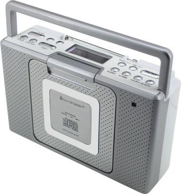 BCD480 Bad/Küchen CD-MP3 Stereo-Radio