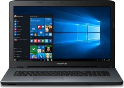 ® AKOYA® P7641 Notebook 17,3´´/43,9cm MD 99855, Intel® Core i5, 1TB HDD, 128GB SSD, 6GB RAM