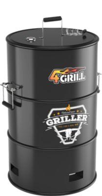 4Grill BBQ Fass