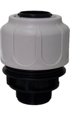 T.I.P. Schwimmbadfilter-Schlauchanschluss, 38 mm | Garten > Swimmingpools > Zubehör | Kunststoff | T.I.P.
