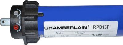 Chamberlain  RPD15F-05 Rolladenantrieb mit Funk, 15Nm