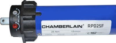 Chamberlain  RPD25F-05 Rolladenantrieb mit Funk, 25Nm