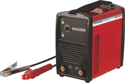 Holzmann EISA200 Elektroden Inverter Schweißgerät