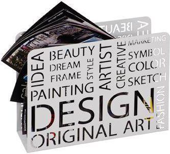 Zeitungsständer Design