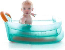 aufblasbare Badewanne