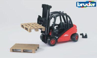 ® Linde Gabelstapler H30D mit Anhängerkupplung
