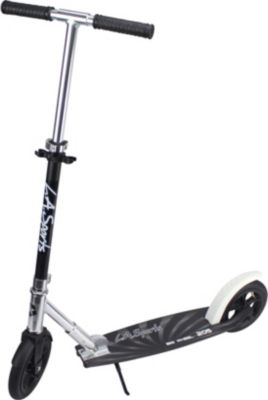 Scooter ´´Urban 205 mm Air´´, inflatable, ABEC7, 100% Alu, foldable, kick stand