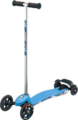 LA Sports Quad-Scooter Flex 120/80 mm, ABEC5