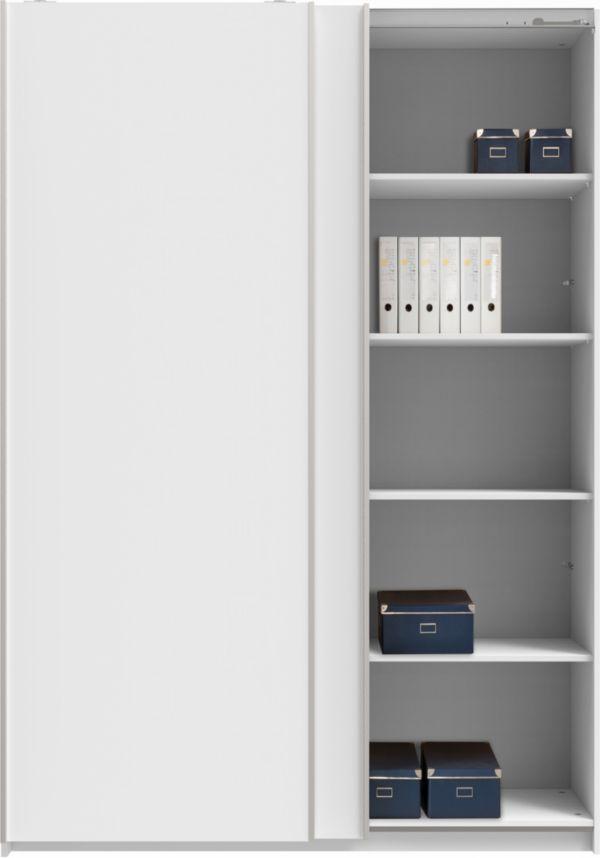 Röhr-Bush team.office Aktenschrank mit Schiebetüren, Büroschrank ...