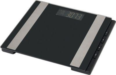 Körperfettwaage MEDION® (MD 16100) schwarz