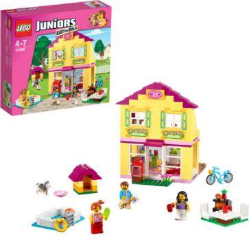 LEGO® JUNIORS - Einfamilienhaus 10686