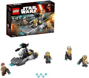 ® Star Wars? - Resistance Trooper Battle Pack 75131