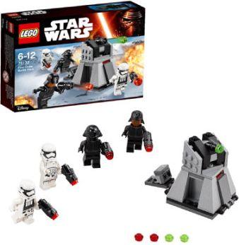 ® Star Wars? - First Order Battle Pack 75132