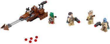 ® Star Wars? - Rebel Alliance Battle Pack 75133